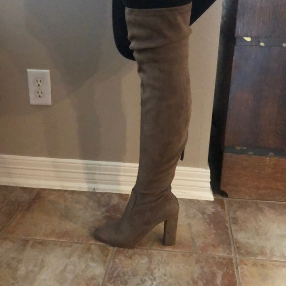 b5384a47726 Steve Madden Emotions Boots. M 5a46ae23a4c48578d3126416. Other Shoes you  may like. Brand New in ...
